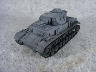 4号戦車F1型 下地
