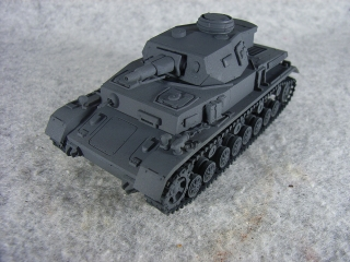4号戦車F1型 本体色