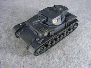 4号戦車F1型 斜め上
