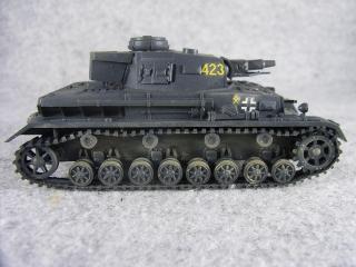 4号戦車F1型 右側