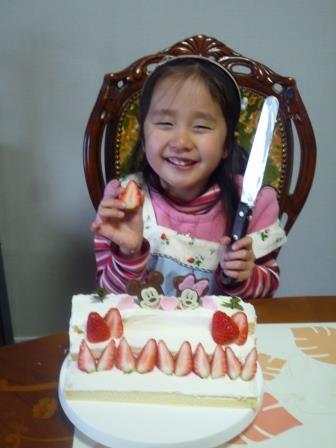 ケーキ作りP1270985