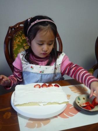 ケーキ作りP1270979