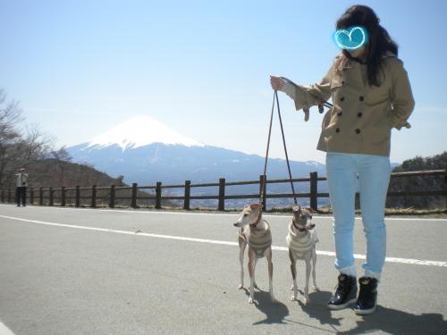 4月7日・天下茶屋・ママとキャスバン