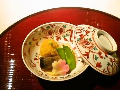 4月7日・レジーナ夕食②