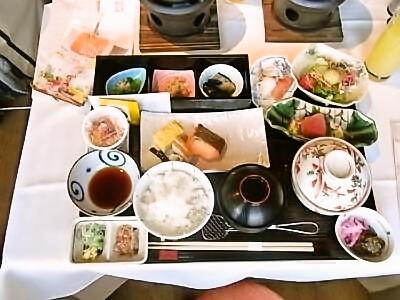 レジーナ富士・朝食