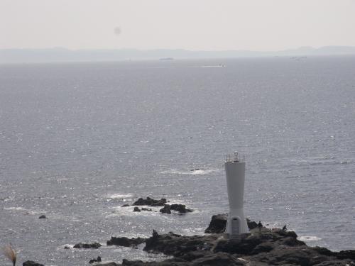 5月4日・城ケ島公園灯台