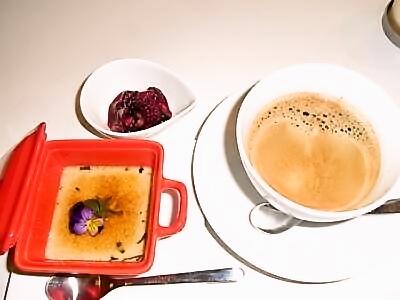 Labulls・紅茶のクリームブリュレ