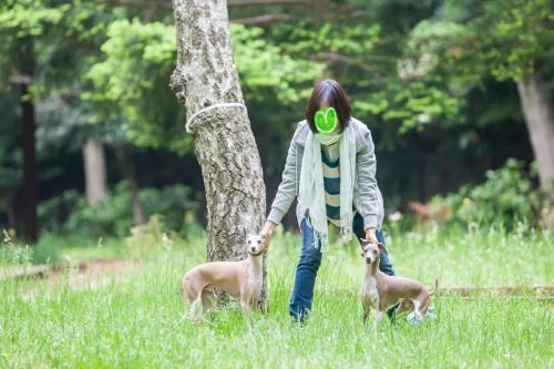 撮影会・おかー&キャスバン