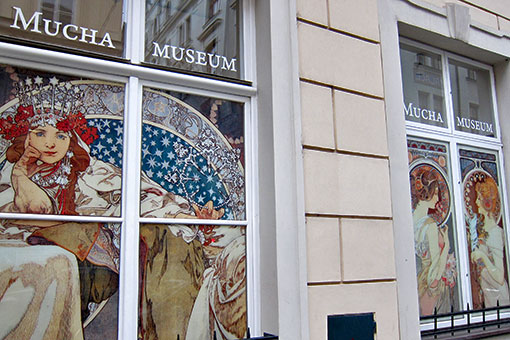 ミュシャ美術館
