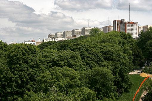 ビュット・ショーモン・公園