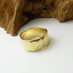 10金 イエローゴールド 指輪