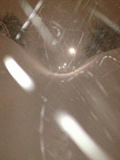 2014年雪の日