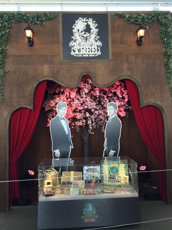 新潟公演 桜の木