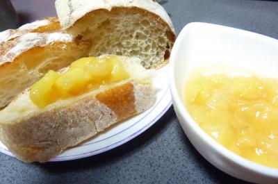 タマキ亭のパンとコンフィチュール