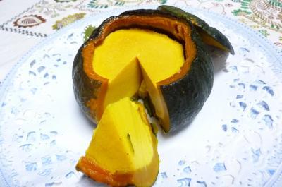 かぼちゃプヂング