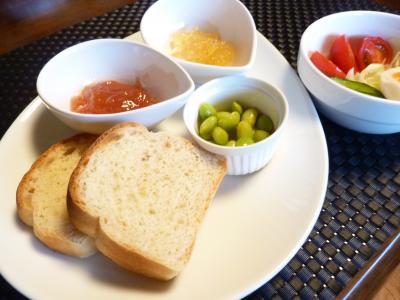 朝食雑穀パン