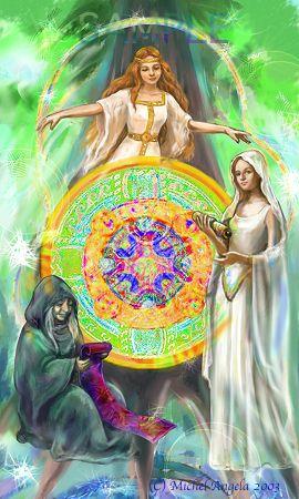 Wheel of Fortune~運命の輪