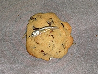 異物混入クッキー1