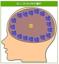 さいこの2014の脳内