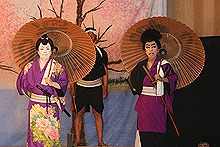 香川町の農村歌舞伎3
