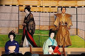 香川町の農村歌舞伎7