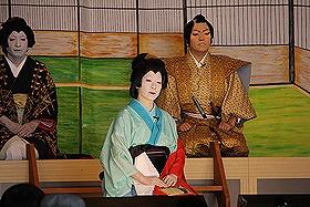 香川町の農村歌舞伎8