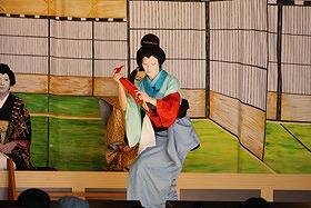 香川町の農村歌舞伎9