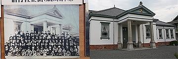 善通寺市美術館と偕行社9