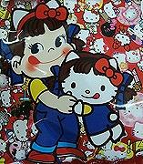 ペコちゃんキティちゃん3