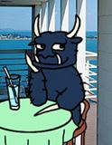 牛窓の牛鬼2
