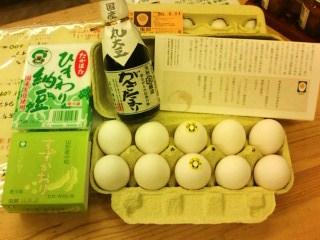20140611卵&納豆