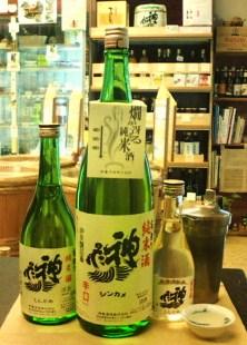 20140730神亀 純米酒