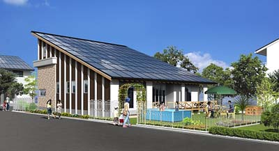 太陽光発電パネル20kwモデル