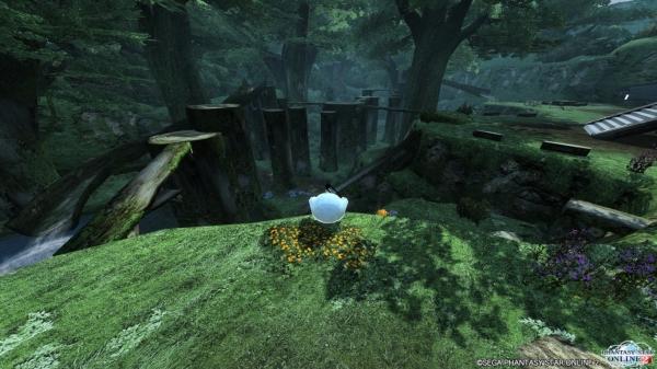 森林拠点って懐かしい。