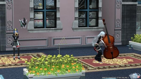 クラシック・楽屋2