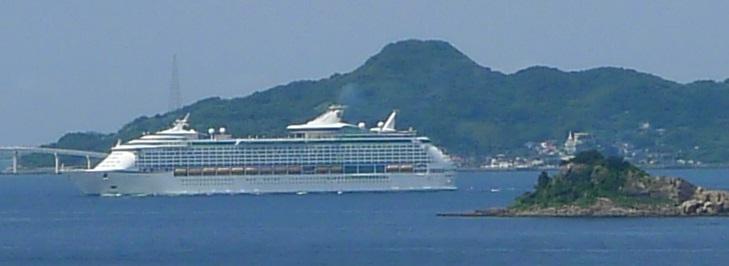 20140613今日の豪華客船