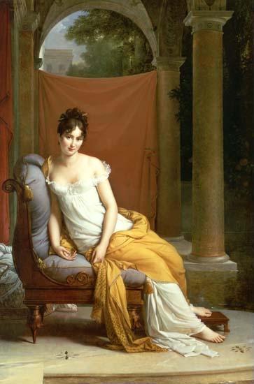 レカミエ夫人フランソワ・ジェラール