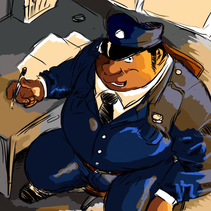 警官4-2