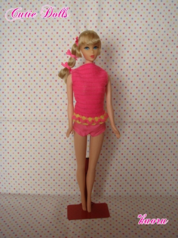 m talking barbie