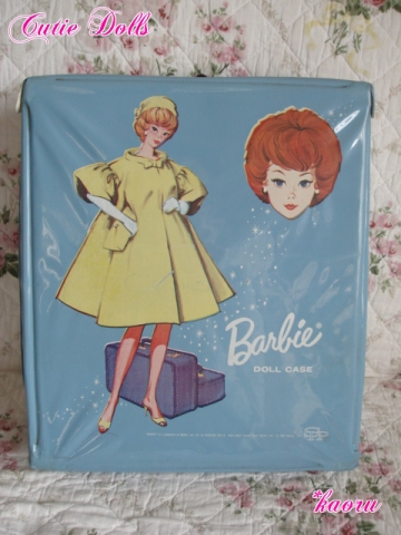 m barbie doll case 1963