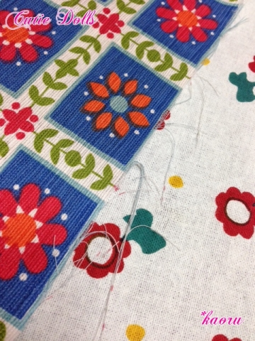 m DDR vintage fabric