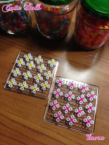 m iron beads