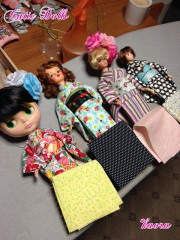 m doll kimono