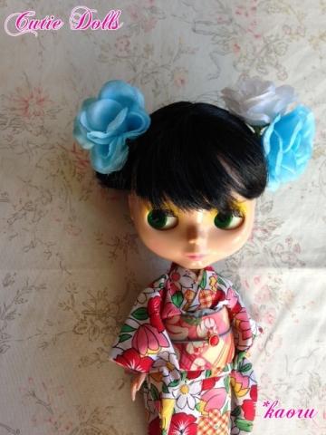 m blythe kimono