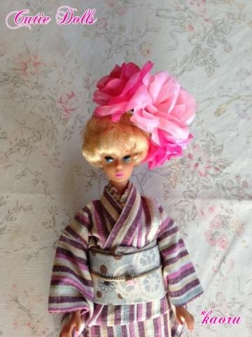 m barbie kimono