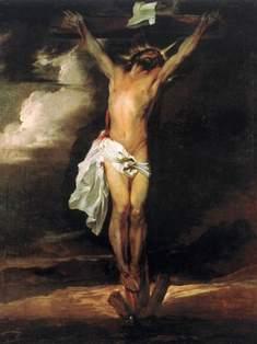 San Zaccaria_Crucifixion(Venice、1622 )