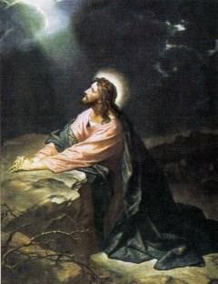 ホフマン「ゲッセマネの祈り」