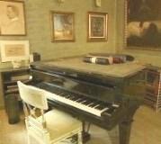 シベリウス所有のピアノ