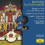 テレサ・ベルガンサ、クラウディオ・アバド~ロッシーニ:歌劇《チェネレントラ》全曲