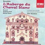 Benatzky_LAuberge du Cheval blanc_EMI